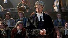 Garrow's Law, une merveilleuse série de la BBC mettant en scène l'avocat William Garrow