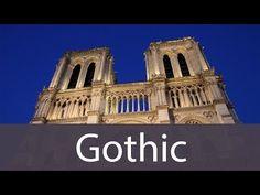 ▶ Gothic Art History from Goodbye-Art Academy - YouTube