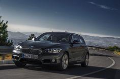 BMW 1er Hatchback (F21 LCI, facelift 2015)