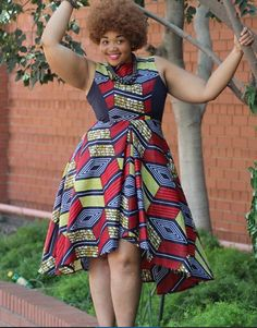 Beautiful Ankara Styles for the Plus size Ladies African Attire, African Wear, African Dress, Ankara Dress, African Style, African Inspired Clothing, African Print Fashion, Plus Size Dresses, Plus Size Outfits