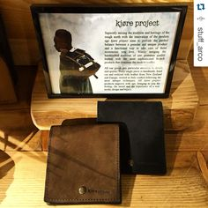 Curtesy: @stuff_arco!!  ・・・ @kjoreproject Squared Wallet!  #stuff #stuffarco #kjøre #premium #newzealand #natural #tanned #oil #evolution #leather #love #minimal #design #pu89 #pitti #florence #italy #seek #berlin #germany @kjoreproject