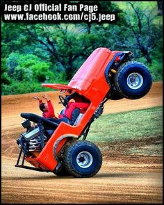 :) Jeep Wheelies