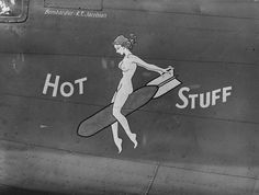 b24 nose art - Google Search