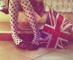 british fashion.. totally my style <3