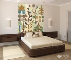 """Wallpaper """"In The Forest IV"""" • WOO Design"""
