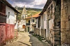 Couto Mixto, zona entre norte de Portugal e a Galiza que já foi independente. Micro-estado há 800 anos.