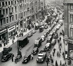 Oxford Circus, 1953.