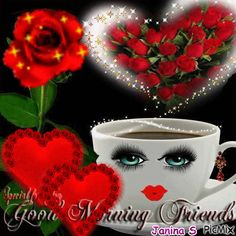 ads ads Good morning friends gif All gif playback time of shares varies according to your internet speed. Good Morning Love Gif, Good Morning Coffee Gif, Good Morning Flowers Gif, Good Morning Friends Quotes, Morning Rose, Good Morning Greetings, Good Morning Wishes, Good Morning Images, Friend Quotes