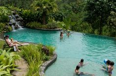 Our hotel built in the middle of a rainforest...so amazing!! Sarapiqui, Costa Rica
