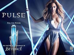 Beyonce Pulse--smells great.