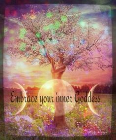 ⭐ Embrace your inner Goddess