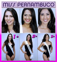 Recife vence o Miss Pernambuco 2013 | S1 Noticias