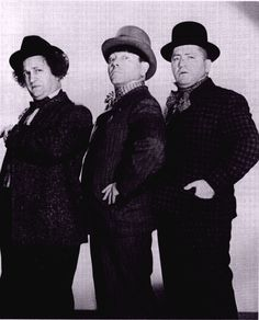 Jew of the Day - The Three Stooges