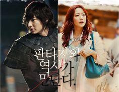 """""""Faith"""" de Lee Min Ho y Kim Hee Sun premiado como el mejor drama coreano en Japón este año"""