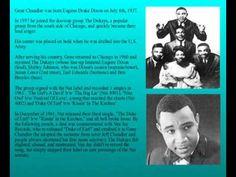 Gene Chandler - Duke of Earl & Walk On With The Duke (Twin Spin)