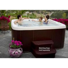 Coronado Dlx  Person Hot Tub Spa