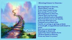 My Mother In Heaven Poem | IN MEMORY OF OUR BELOVED AGNES CORBETT - A Forest in Brazil - Care2 ...
