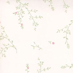Moda City Weekend Fabric Oliver+S Pink Branches KNIT