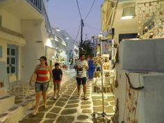 Fotografía: Laura Varela Santorini, Mykonos, Basketball Court, Greek Isles, Athens, Cruise, Greece, Vacations, Viajes