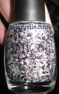 Sation Nail Lacquer polish