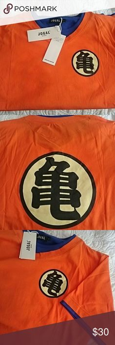 Selling this Anime Dragonball Z Son Goku Mens T shirt DBZ KAI in my Poshmark closet! My username is: zaliscloset. #shopmycloset #poshmark #fashion #shopping #style #forsale #Tops