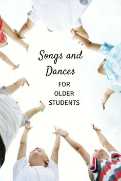 Mrs. Miracle's Music Room: Song and dance {Three great activities for your ol...