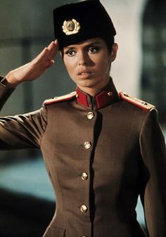 Major Anya Amasova - Barbara Bach - James Bond 007 - The Spy Who Loved Me