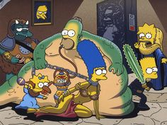 The Simpsons #simpsons