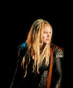 """""""Clarke Griffin - The 100 """"Nevermore"""" """""""
