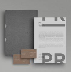 Renan Vizzotto→Paulo Rodrigues Visual Identity