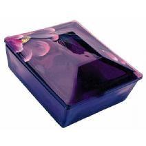 *FENTON ART GLASS ~ Trinket box