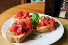 ... , sweet tomatoes, fresh basil, and quality olive oil. Florence, Italy