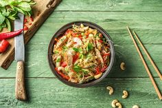 Vietnamese Chicken Noodle Salad Recipe   HelloFresh