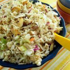 Mom's Oriental Salad Recipe | Key Ingredient