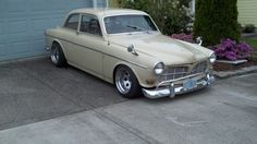 1965 Volvo 122S Coupe, Rare Vintage Classic Collectors Vehicle