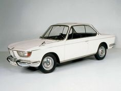 1965 BMW 2000 CS via get1car.com