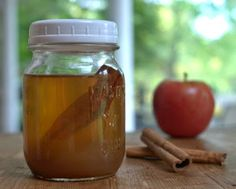 Apple Cider Vinaigrette ♥ AVeggieVenture.com, a no-fat salad dressing, full of fall flavor, lovely with salad greens and fruit. Low Carb. WW0.