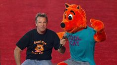 daddy derek and cool cat
