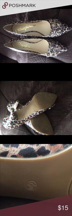 shoes cheetah print beautiful Shoes Heels