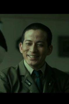 """Junichi Okada goes bald for the movie """"Eien no Zero"""" #V6"""
