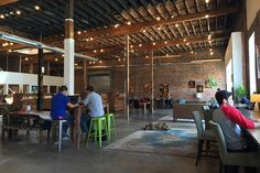 The New Age of Office Culture: Coworking Spaces Bring You ...