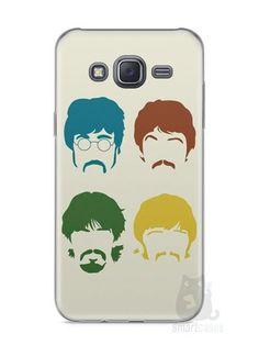 Capa Samsung J5 The Beatles #1
