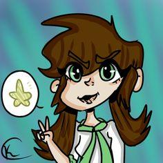 Inktober 2: Ivy