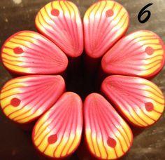 Цветочная трость - Все о полимерной глине