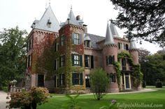 Keukenhof Castle Tulips in Holland