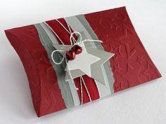 Steffis kreative Nachtschicht: Pillowbox mit Stern