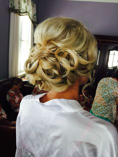 #weddinghairbycharlotte #charlottebelk #bride #updo