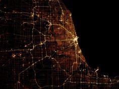 地圖 城市 燈光 設計 - Google 搜尋
