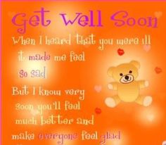 get well soon messages and get well soon quotes stuff to try