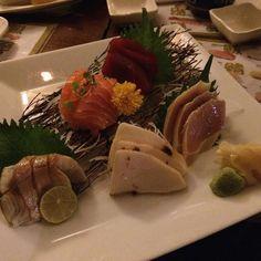 「 Finally got to try Japango! Regular Sashimi Dinner! #Toronto #tdot #torontoeats #torontofood #tasteroronto #blogto #instafood #instadaily #instagood #food… 」